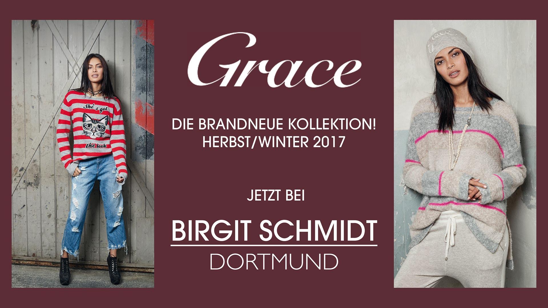 Grace neue Kollektion Herbst/Winter 2017